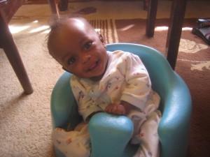 Milo 5 months
