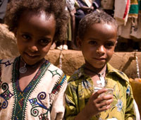 The faces of clean water in Ethiopia
