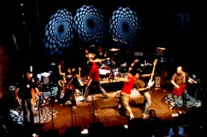 Five Iron Frenzy 2003 concert in Minneapolis