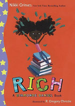 Rich: A Dyamonde Daniel Book by Nikki Grimes