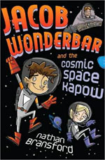 Jacob Wonderbar and the Cosmic Space Kapow by Nathan Bransford