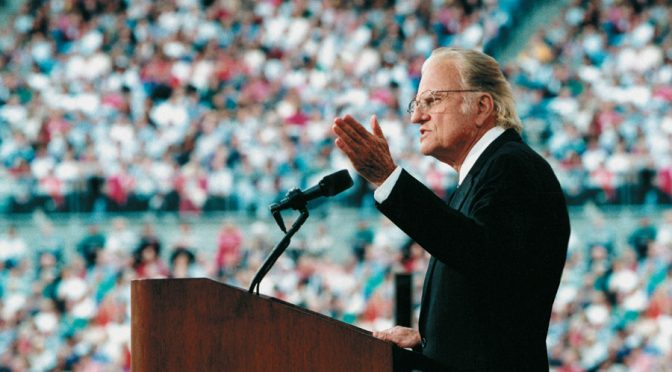 25 Things You Didn't Know About Billy Graham