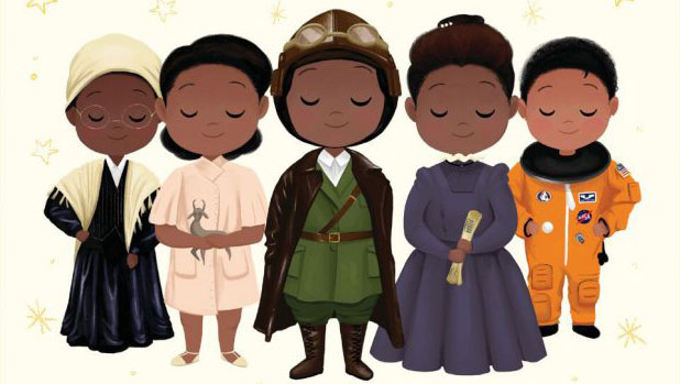 Vashti Harrison's Little Leaders: Bold Women in Black History