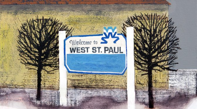 Help Launch West St. Paul Reader