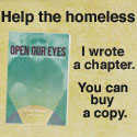Help the homeless: I wrote a chapter. You can buy a copy.