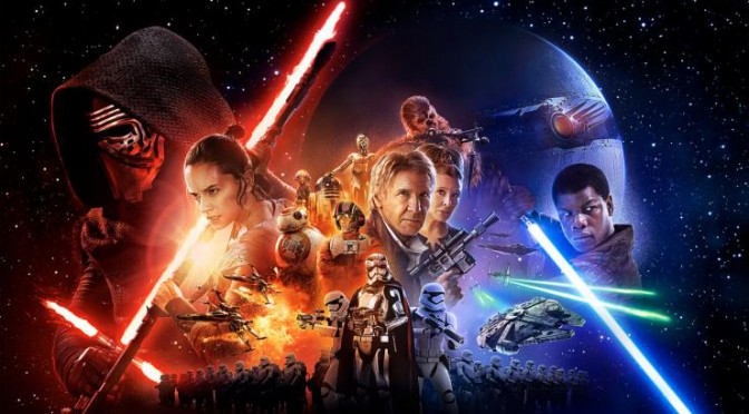 Star Wars The Force Awakens: Post-Movie Thoughts
