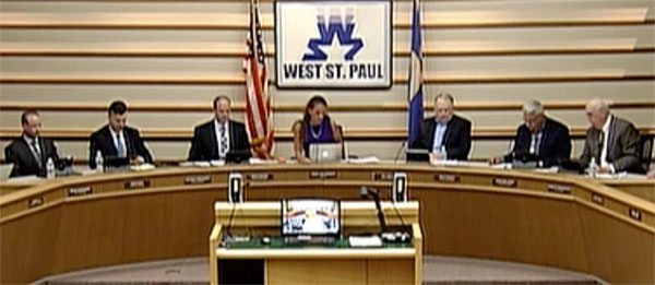 April 23, 2018 West St. Paul City Council Meeting