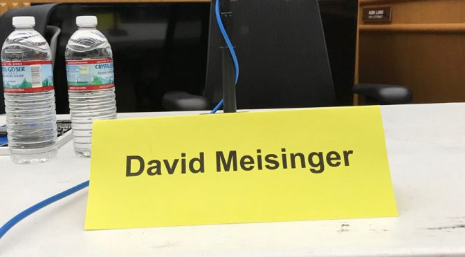 West St. Paul Ward 3 City Council Fact Check: David Meisinger