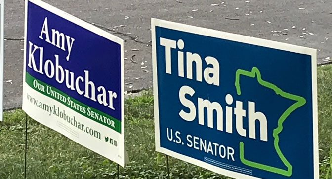 2018 Minnesota Senate Races: Klobuchar & Smith