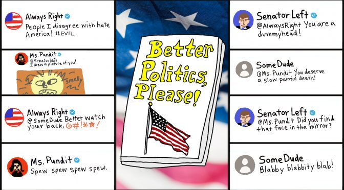 Better Politics, Please: Last Day