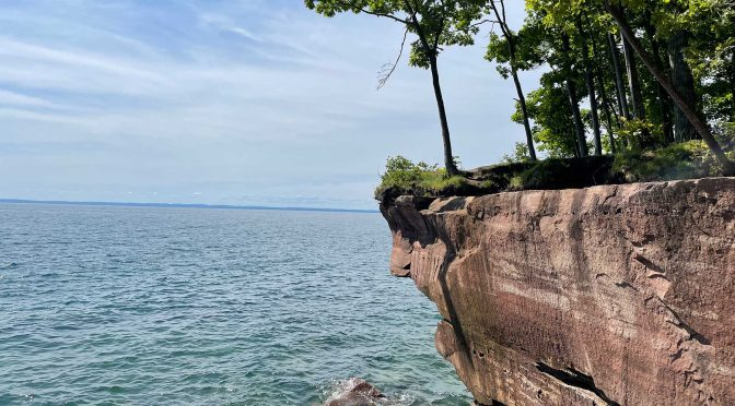 Madeline Island Vacation