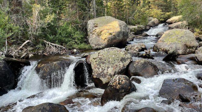 2021 Rocky Mountain Vacation